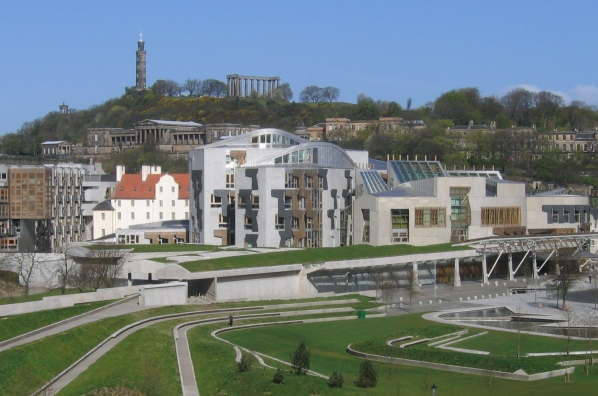 Edinburgh Scottish Parliament01crop2 2006-04-29. Licensed under CC BY-SA 3.0 via Wikimedia Commons - https://commons.wikimedia.org/wiki/File:Edinburgh_Scottish_Parliament01crop2_2006-04-29.jpg#/media/File:Edinburgh_Scottish_Parliament01crop2_2006-04-29.jpg