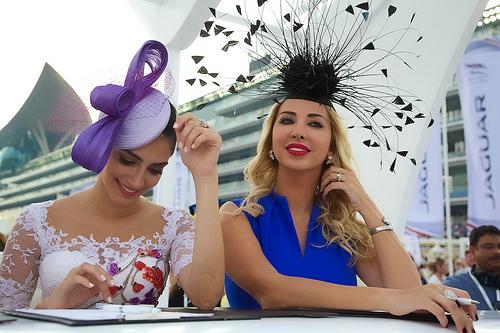 Expensive hats bring fleeting satisfaction...